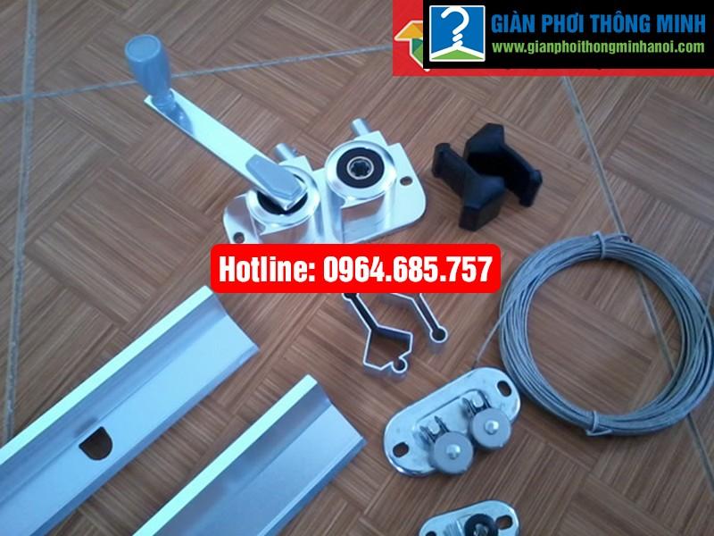 Dịch vụ sửa giàn phơi thông minh tại Hà Nội 0912.629.990 (24/7)