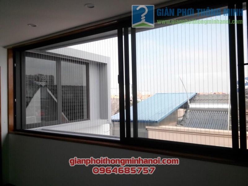 Lưới an toàn cửa sổ chung cư, nhà dân 02