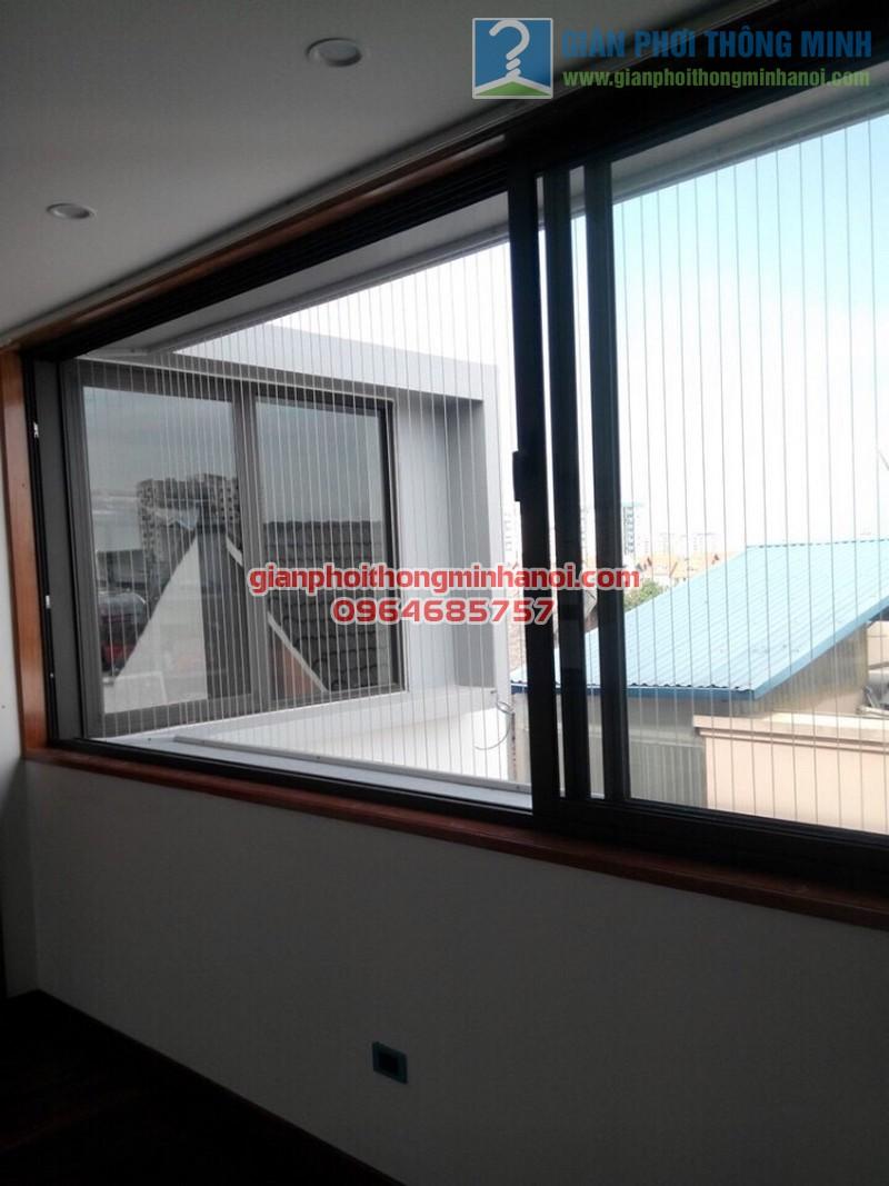 Lưới an toàn cửa sổ chung cư, nhà dân 03