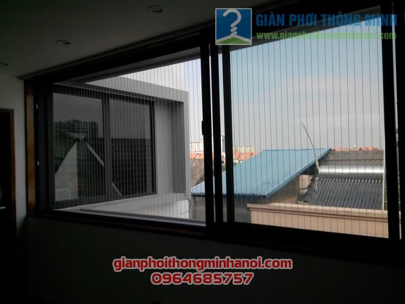 Lưới an toàn cửa sổ chung cư, nhà dân 04