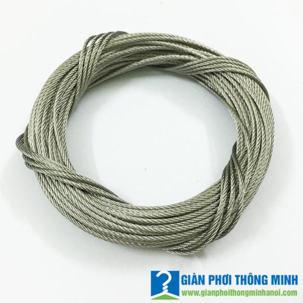 Sửa thay dây cáp giàn phơi