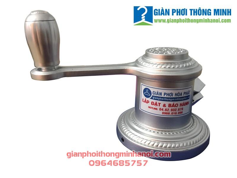 Cần tìm đại lý bán buôn linh kiện giàn phơi thông minh rẻ nhất Hà Nội