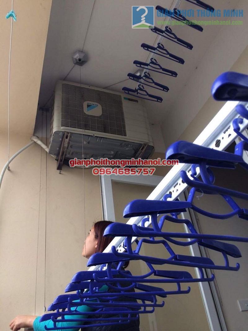 Địa chỉ sửa chữa giàn phơi thông minh tại Hà Nội uy tín, giá rẻ - 01