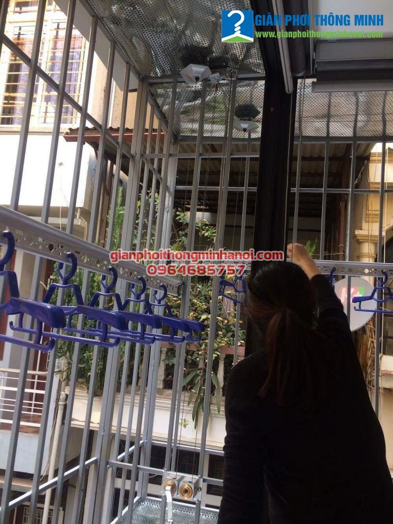 Lắp giàn phơi Đồng Nai cho nhà phố giá rẻ