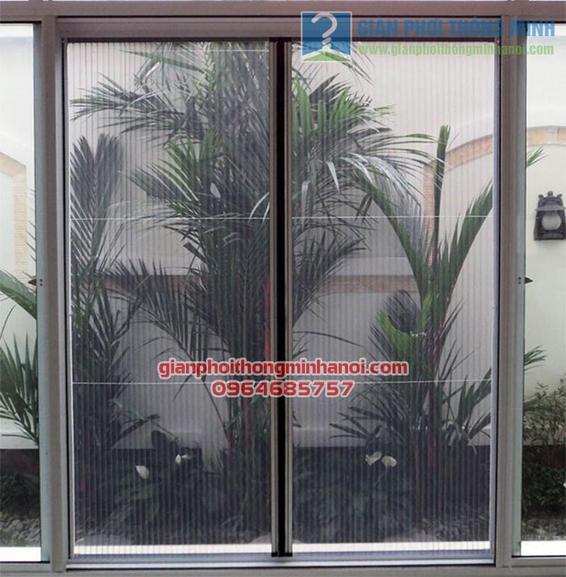 Địa chỉ lắp đặt cửa lưới chống muỗi nhà phố uy tín tại Hà Nội