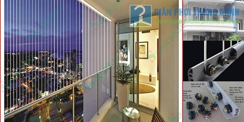 Địa chỉ lắp đặt lưới an toàn ban công giá rẻ, chất lượng tại Hà Nội