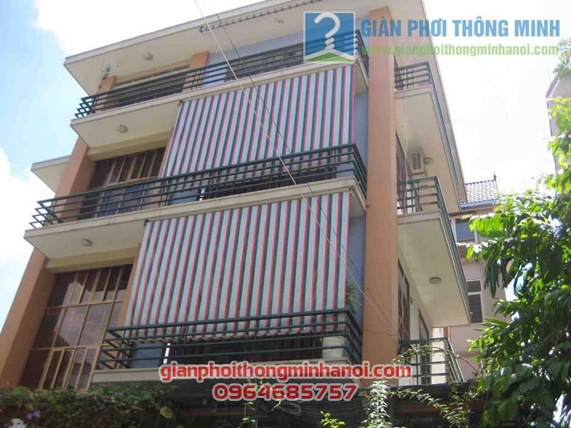 Địa chỉ bán bạt che nắng mưa giá rẻ, chất lượng tại Hà Nội