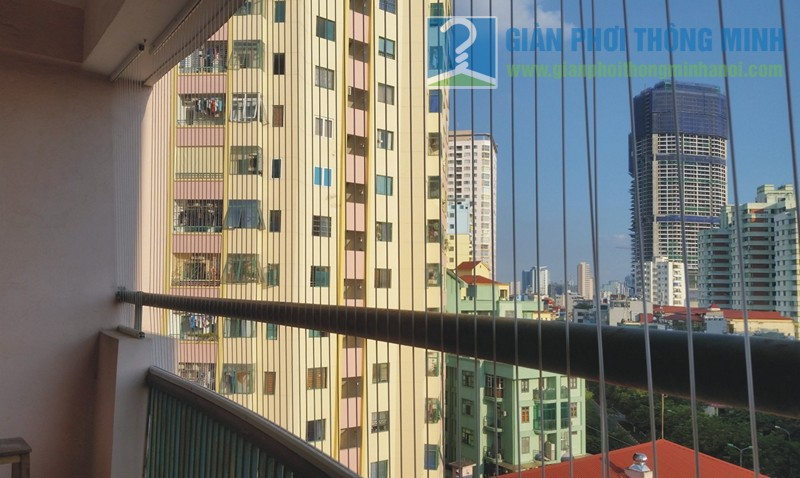 Dịch vụ lắp đặt lưới an toàn ban công trọn gói, giá rẻ cho nhà chung cư