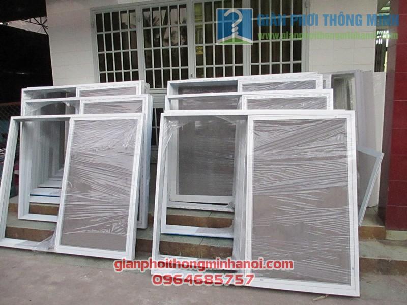 Địa chỉ lắp đặt cửa lưới chống muỗi uy tín, chất lượng tại Hà Nội