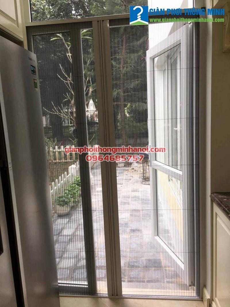 Lắp đặt cửa lưới chống muỗi Hà Đông giá rẻ