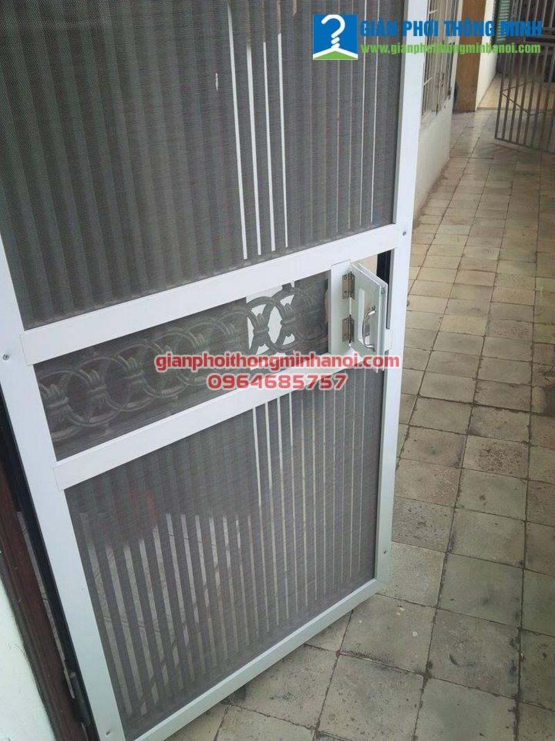 Lắp đặt cửa lưới chống muỗi quận Hoàn Kiếm