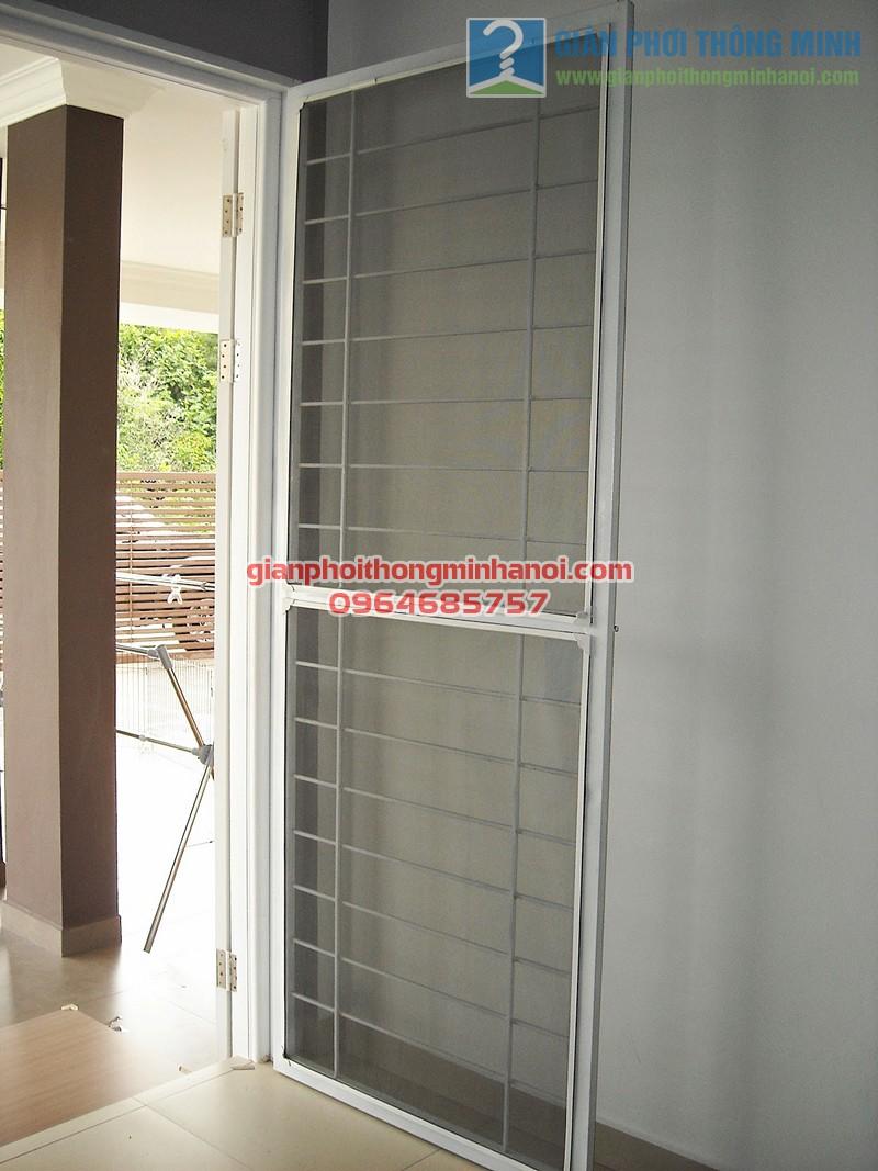 Địa chỉ bán cửa lưới chống muỗi uy tín, giá rẻ, chất lượng tại Hà Nội
