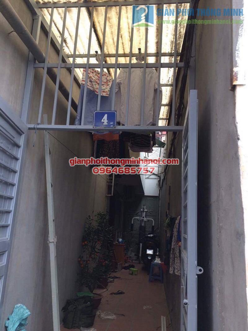 Địa chỉ lắp đặt giàn phơi thông minh uy tín, chất lượng tại Hà Nội