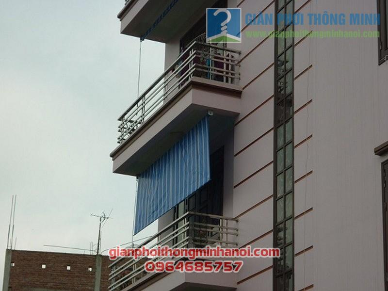 Lắp đặt bạt che nắng giá rẻ, nhanh chóng tại Hà Nội