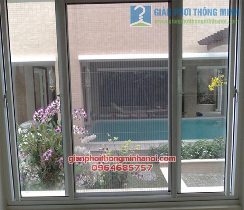 Địa chỉ lắp đặt cửa lưới chống muỗi giá rẻ, chất lượng tại Hà Nội