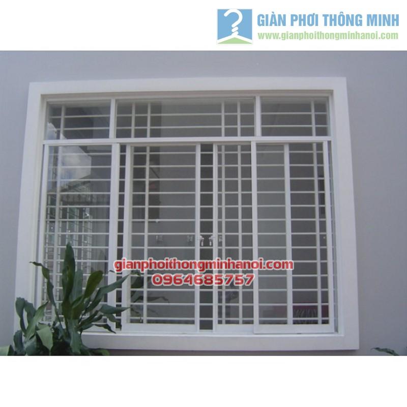 Nên lắp đặt loại cửa lưới chống muỗi nào tại vị trí cửa sổ?