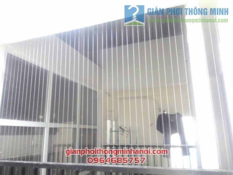 Địa chỉ lắp đặt lưới an toàn ban công nhà chung cư cao tầng giá rẻ, trọn gói