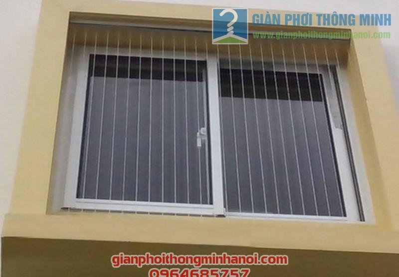 Báo giá lưới an toàn cửa sổ lắp trọn gói trong ngày tại Hà Nội