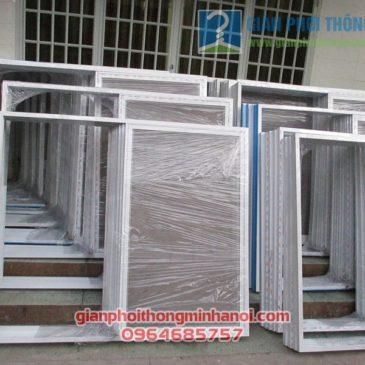 Các loại cửa lưới chống muỗi bán chạy nhất tại Hà Nội