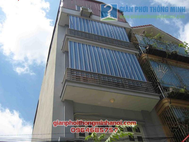 Địa chỉ lắp bạt che nắng ban công giá rẻ tại Hà Nội