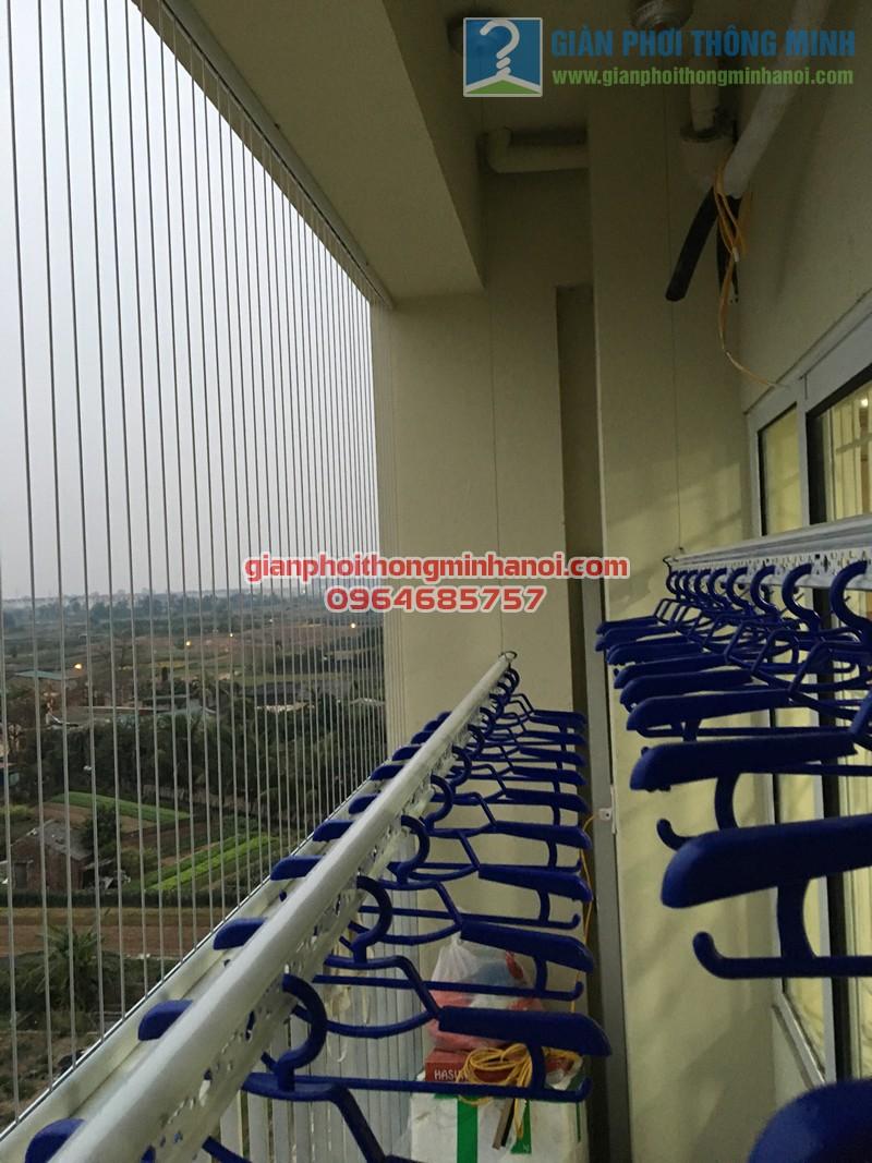 Địa chỉ lắp đặt lưới an toàn ban công giá rẻ, trọn gói tại Hà Nội