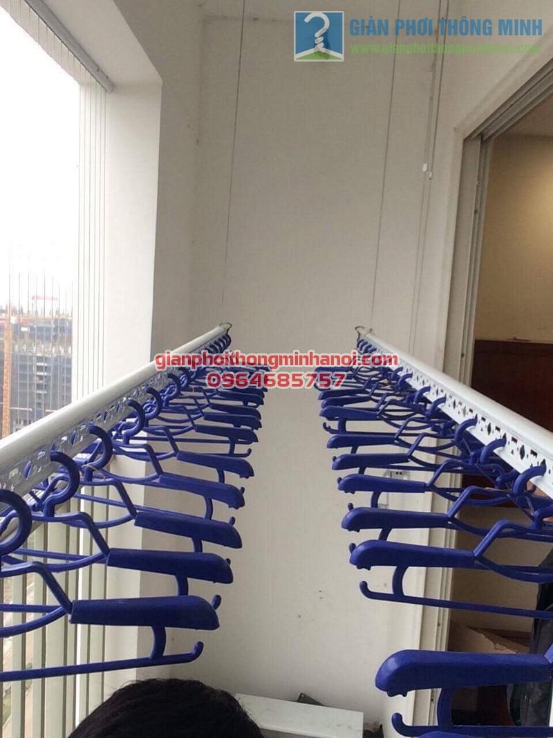Lắp đặt giàn phơi thông minh giá rẻ, đảm bảo chất lượng cho nhà chung cư