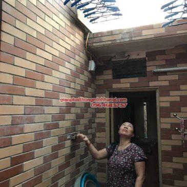 Sửa giàn phơi thông minh Hàn Quốc cho nhà cô Thơ, Hẻm 84 Nguyễn Thái Bình, Quận 1, TP. Hồ Chí Minh