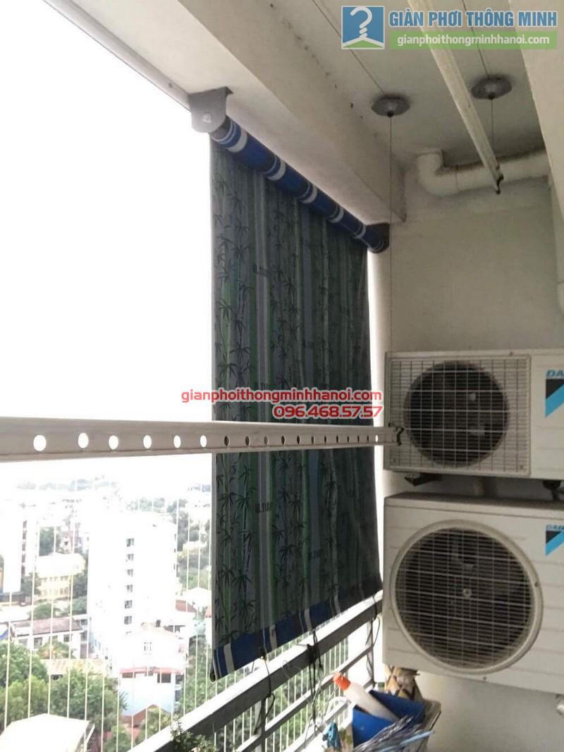 Sửa giàn phơi tại Hà Đông nhà anh Huy, chung cư ct8B Dương Nội - 01