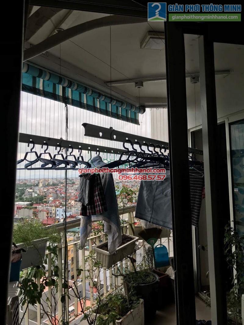 Sửa giàn phơi thông minh nhà chị Linh, Số 10 Hàn Thuyên, TP. Vũng Tàu - 09
