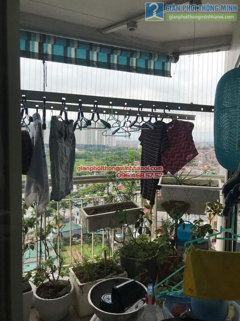 Sửa giàn phơi thông minh nhà chị Linh, Số 10 Hàn Thuyên, TP. Vũng Tàu - 08