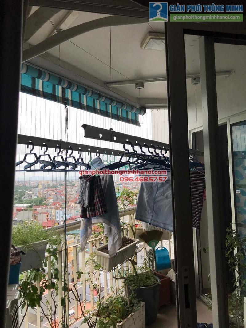 Sửa giàn phơi thông minh nhà chị Linh, Số 10 Hàn Thuyên, TP. Vũng Tàu - 07