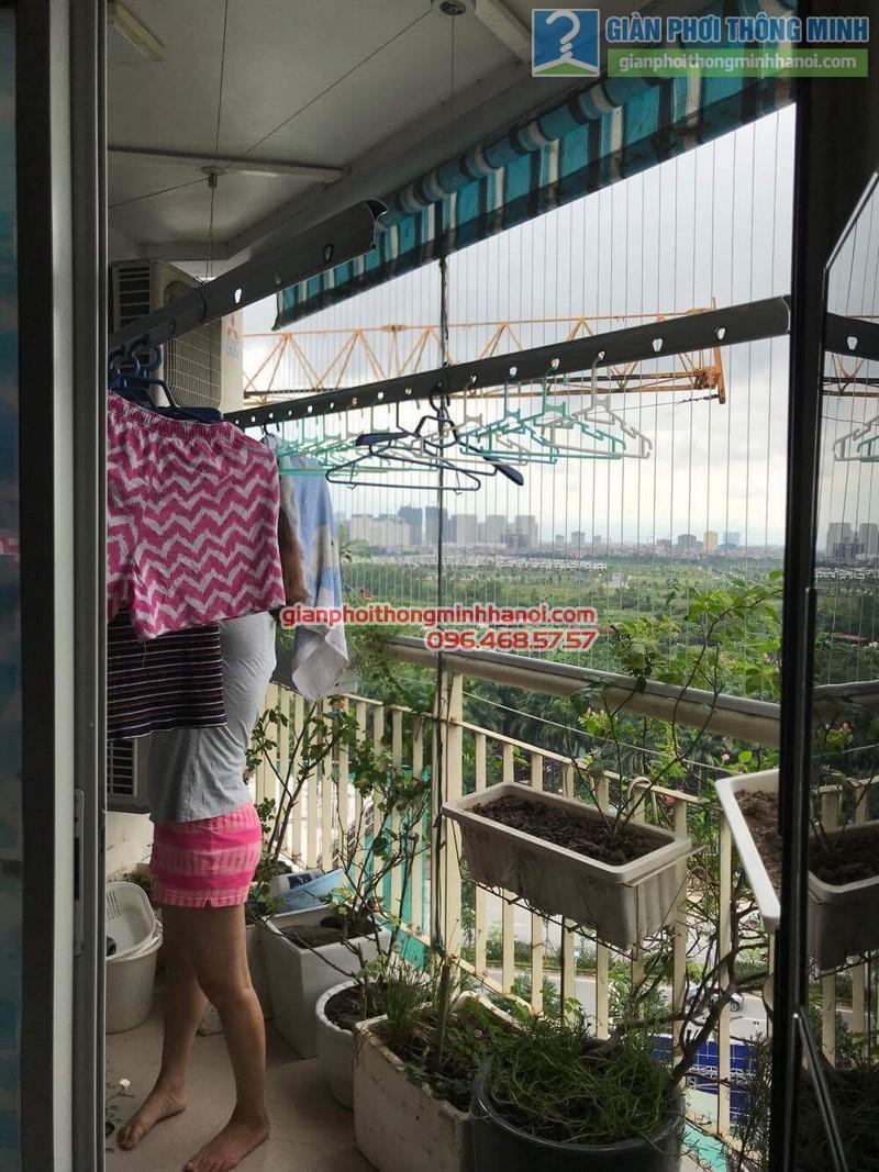 Sửa giàn phơi thông minh nhà chị Linh, Số 10 Hàn Thuyên, TP. Vũng Tàu - 05