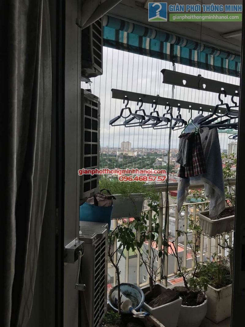 Sửa giàn phơi thông minh nhà chị Linh, Số 10 Hàn Thuyên, TP. Vũng Tàu - 01