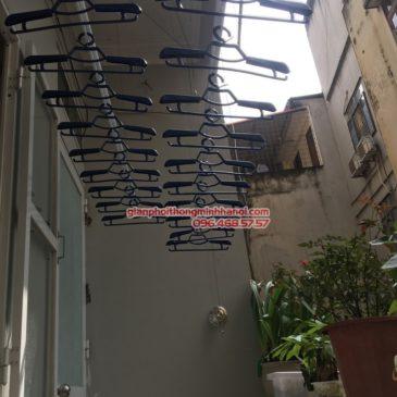 Lắp giàn phơi thông minh tphcm nhà chị Liên, Hẻm 284 Phạm Văn Bạch, Phường 15, Quận Tân Bình