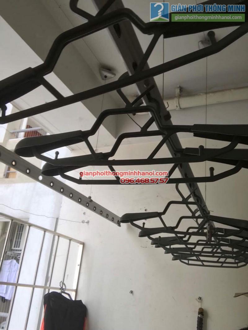 Sửa giàn phơi thông minh nhà anh Quy,chung cư Mỹ Đình Plaza 138 Trần Bình, Nam Từ Liêm, Hà Nội - 01