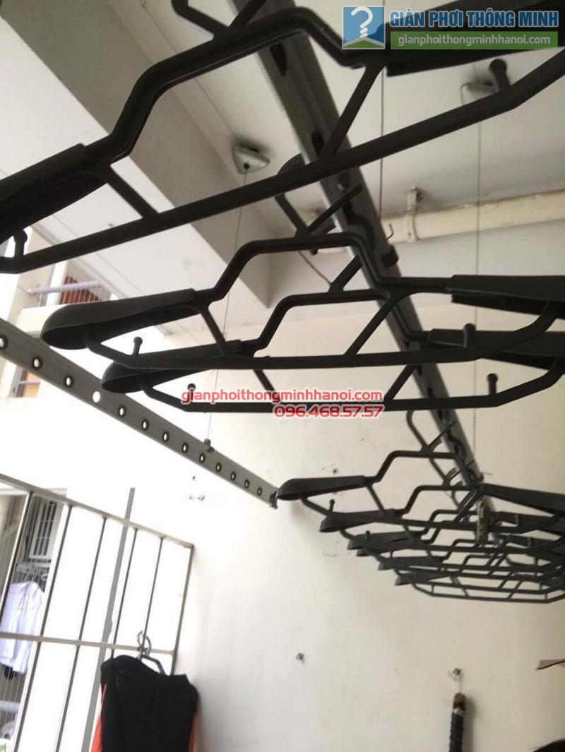 Sửa giàn phơi thông minh nhà anh Quy,chung cư Mỹ Đình Plaza 138 Trần Bình, Nam Từ Liêm, Hà Nội - 05