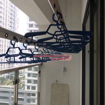 Lắp giàn phơi tại Thanh Xuân nhà chị Ngà, P1201, chung cư Imperial Garden 203 Nguyễn Huy Tưởng