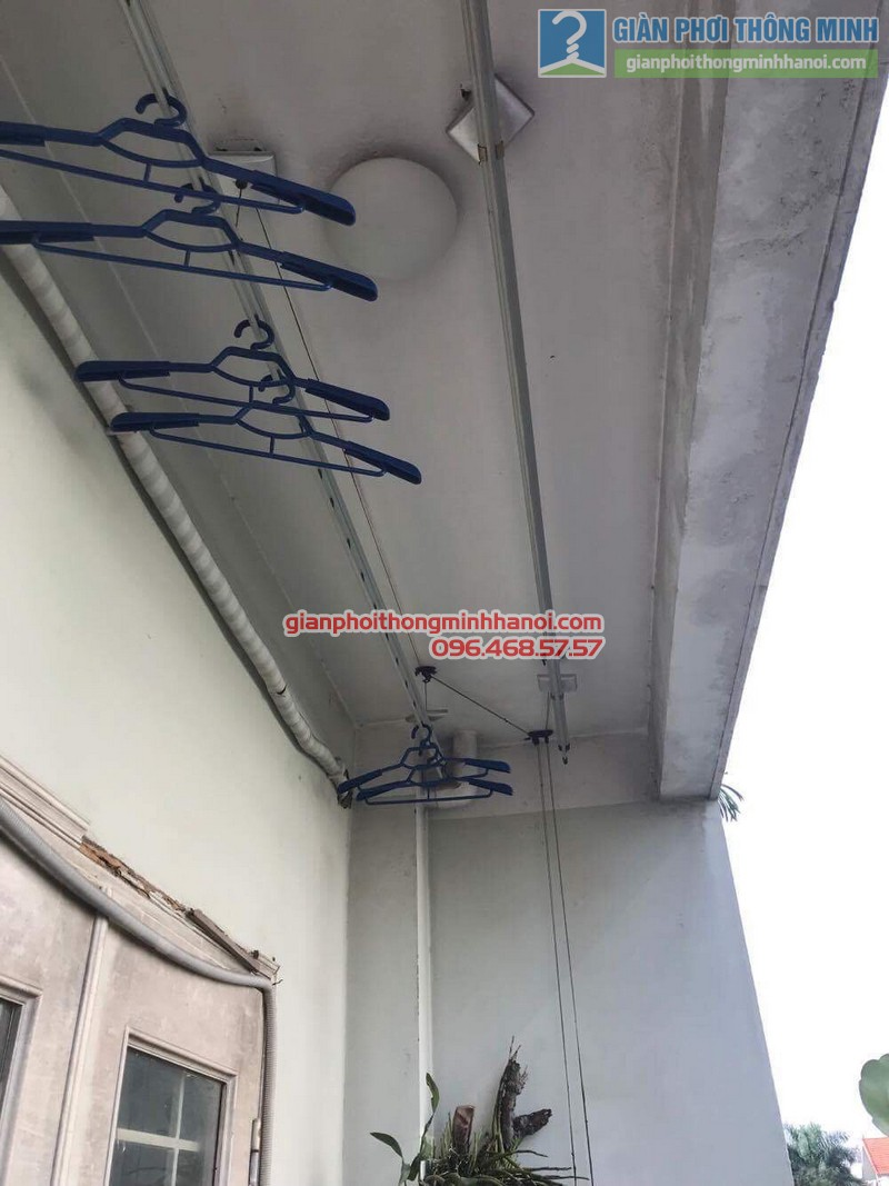 Thay củ quay nhà anh Huy, chung cư CT5A, KĐT Mễ Trì Thượng, Nam Từ Liêm, Hà Nội - 08