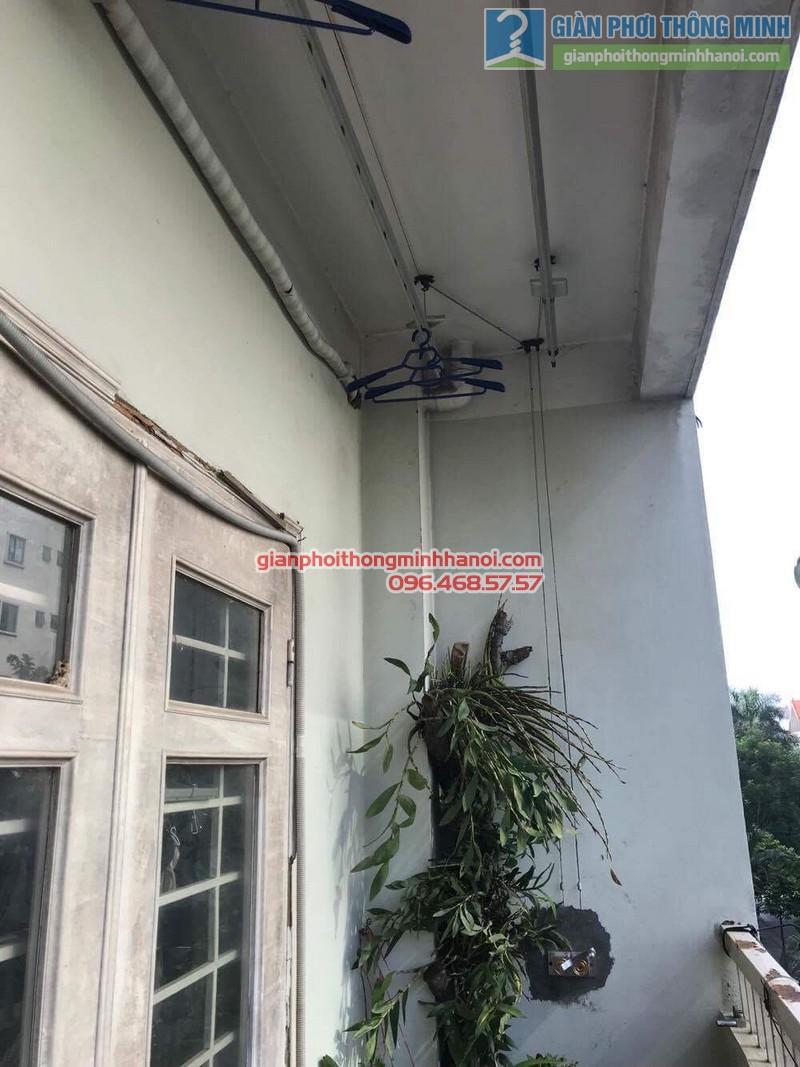 Thay củ quay nhà anh Huy, chung cư CT5A, KĐT Mễ Trì Thượng, Nam Từ Liêm, Hà Nội - 07