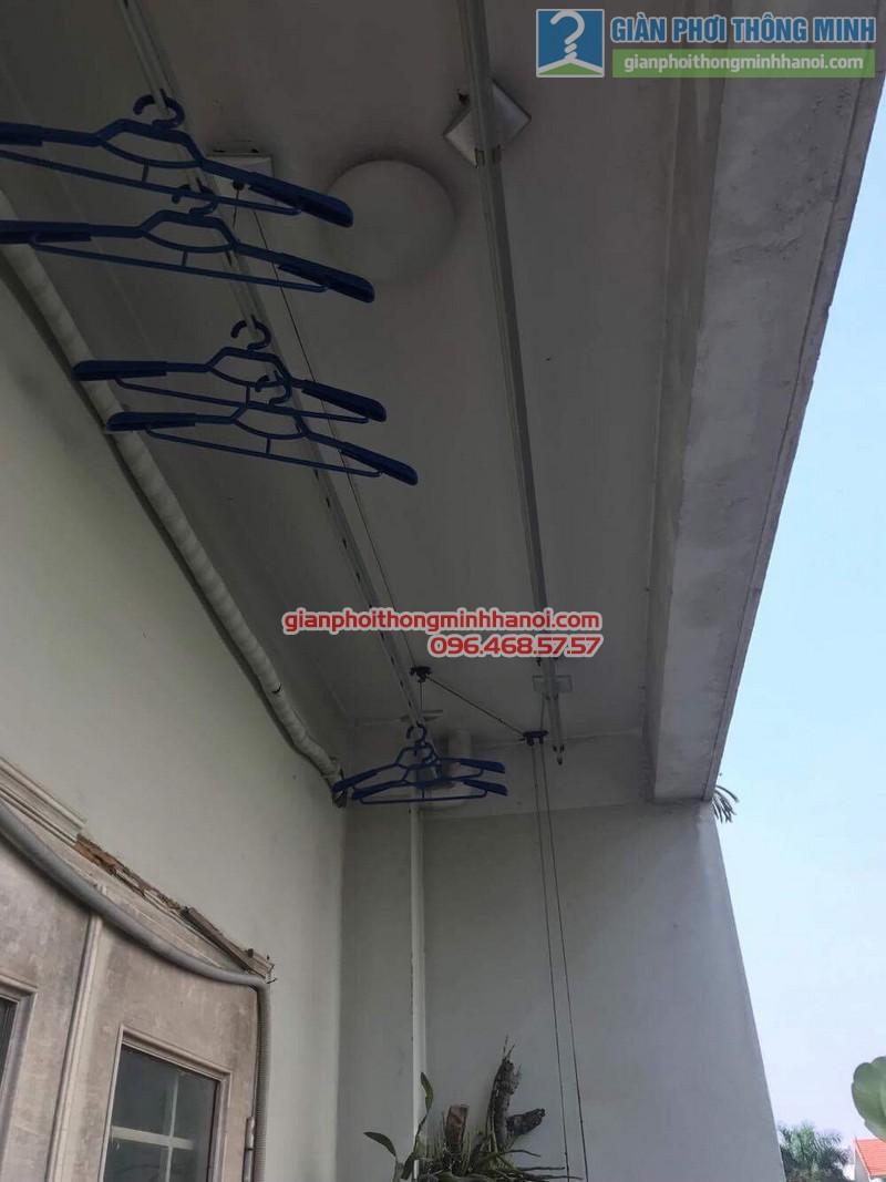 Thay củ quay nhà anh Huy, chung cư CT5A, KĐT Mễ Trì Thượng, Nam Từ Liêm, Hà Nội - 06