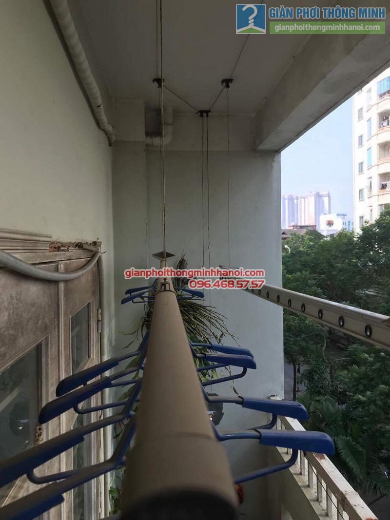 Thay củ quay nhà anh Huy, chung cư CT5A, KĐT Mễ Trì Thượng, Nam Từ Liêm, Hà Nội - 04