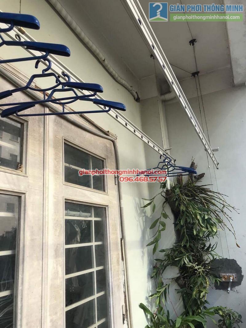 Thay củ quay nhà anh Huy, chung cư CT5A, KĐT Mễ Trì Thượng, Nam Từ Liêm, Hà Nội - 03