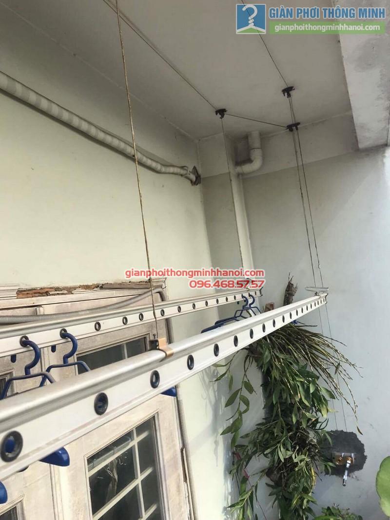 Thay củ quay nhà anh Huy, chung cư CT5A, KĐT Mễ Trì Thượng, Nam Từ Liêm, Hà Nội - 02