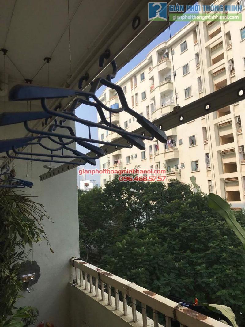 Thay củ quay nhà anh Huy, chung cư CT5A, KĐT Mễ Trì Thượng, Nam Từ Liêm, Hà Nội - 01