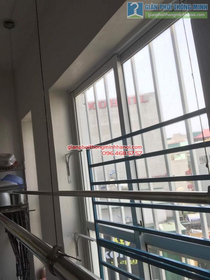 Sửa giàn phơi thông minh nhà anh Thọ, chung cư Mỹ Đình Sông Đà, Từ Liêm, Hà Nội - 05