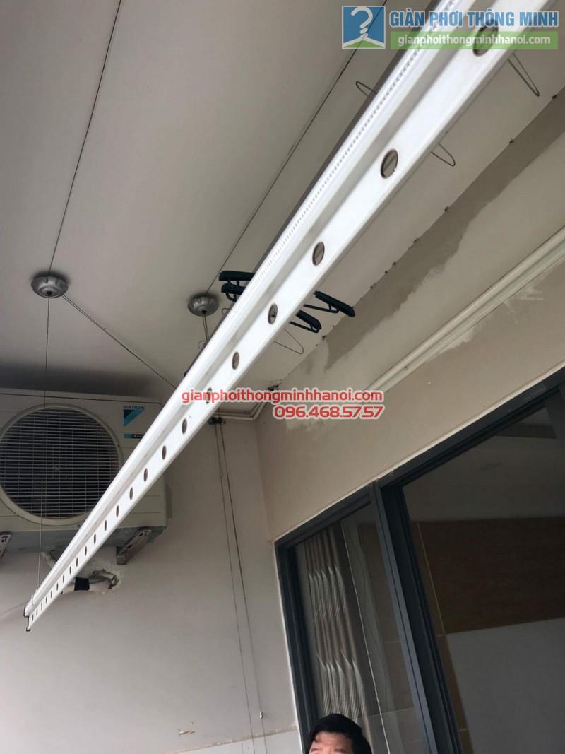 Sửa giàn phơi tại Hà Đông nhà anh Nghĩa, P2005 chung cư Thủy Lợi Tower - 01