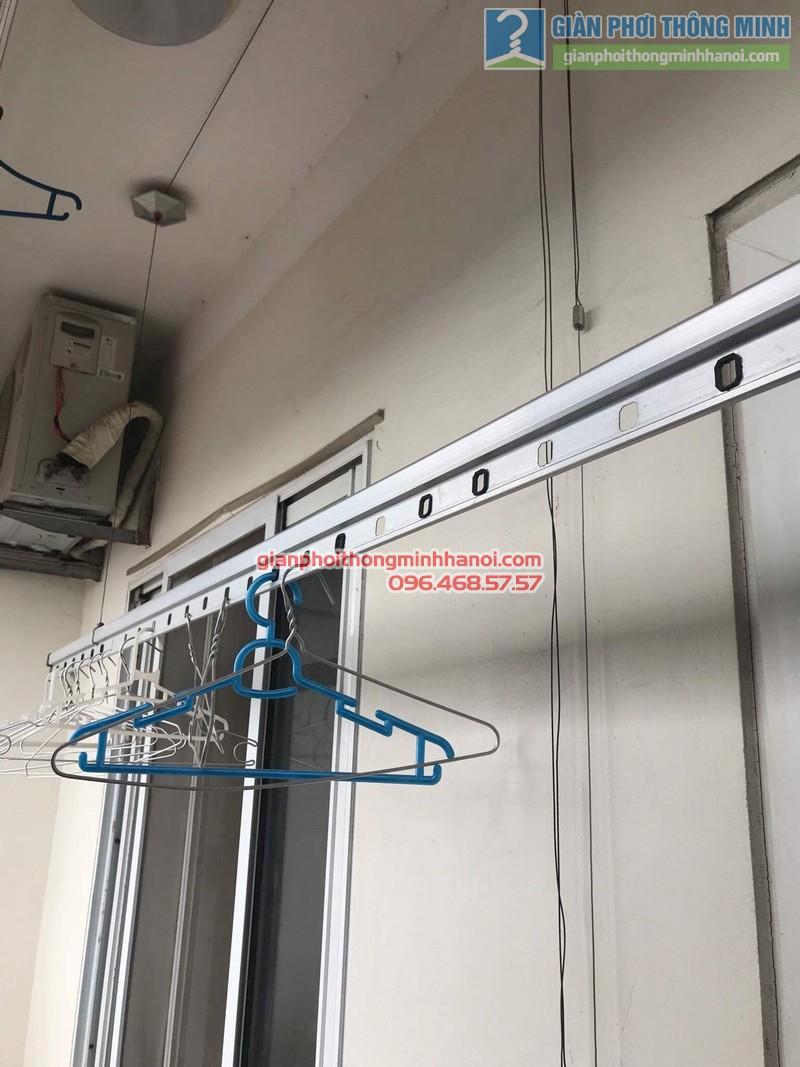 Sửa giàn phơi tại Hà Đông nhà anh Nghĩa, P2005 chung cư Thủy Lợi Tower - 02