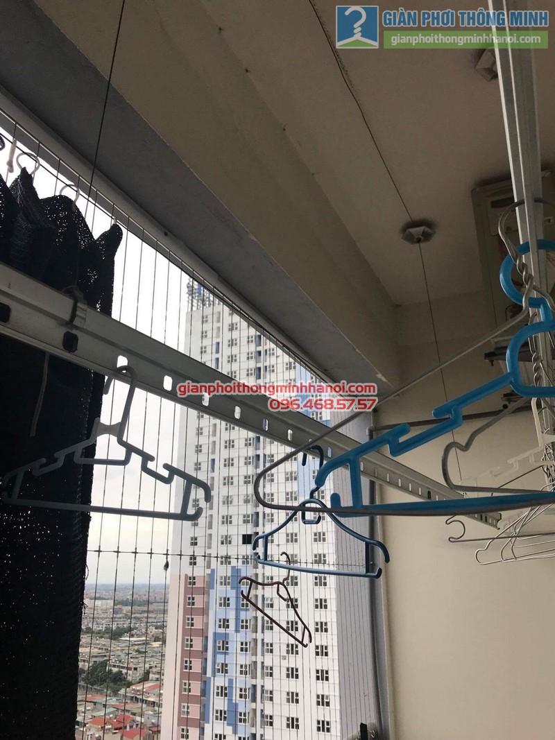 Sửa giàn phơi tại Hà Đông nhà anh Nghĩa, P2005 chung cư Thủy Lợi Tower - 04