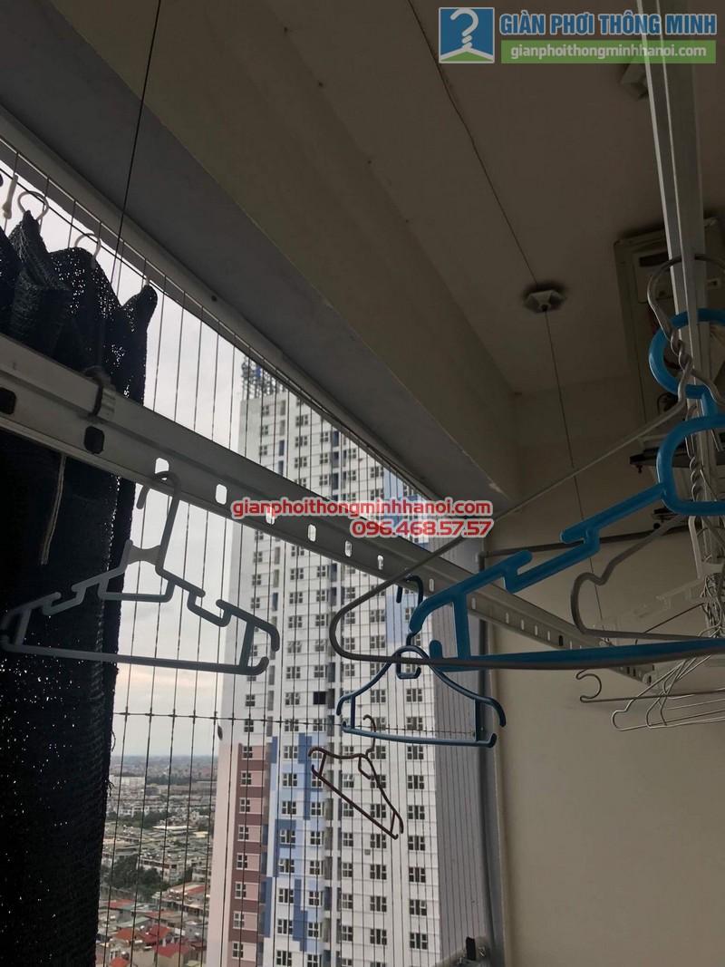 Sửa giàn phơi tại Hà Đông nhà anh Nghĩa, P2005 chung cư Thủy Lợi Tower - 05