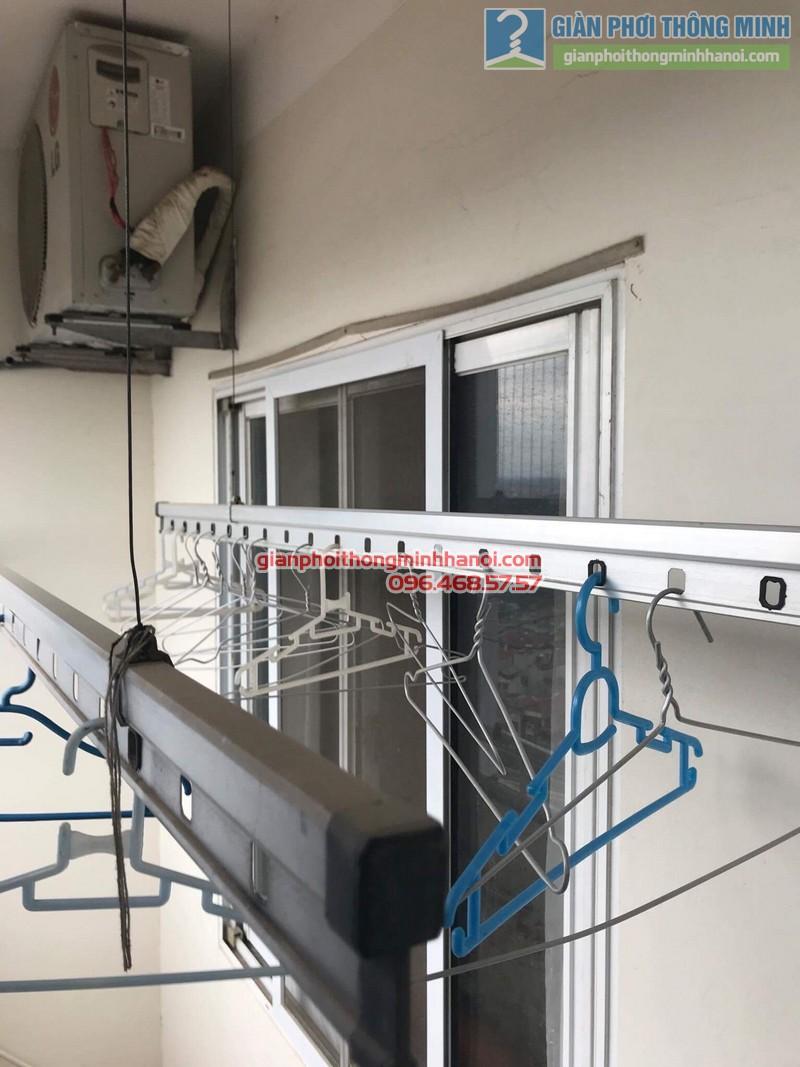 Sửa giàn phơi tại Hà Đông nhà anh Nghĩa, P2005 chung cư Thủy Lợi Tower - 07